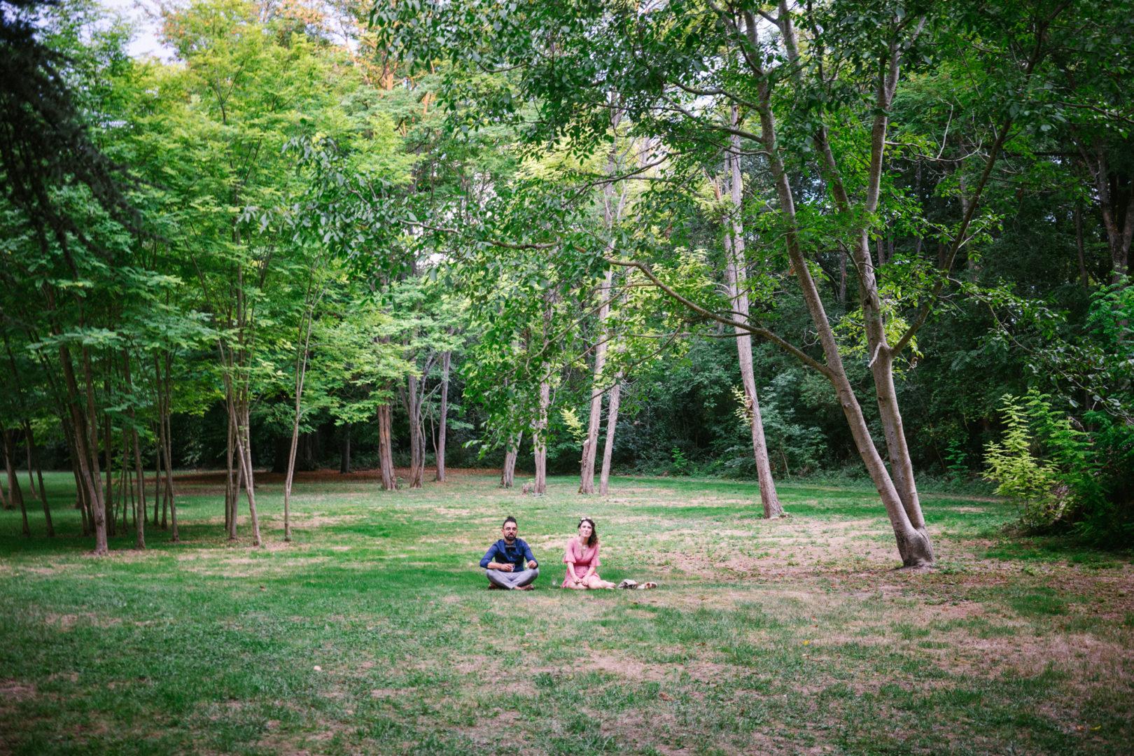 moment de solitude mariage