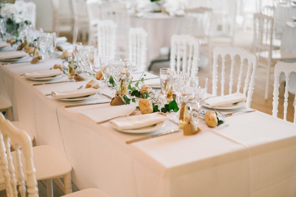 dressage table chateau de lhers