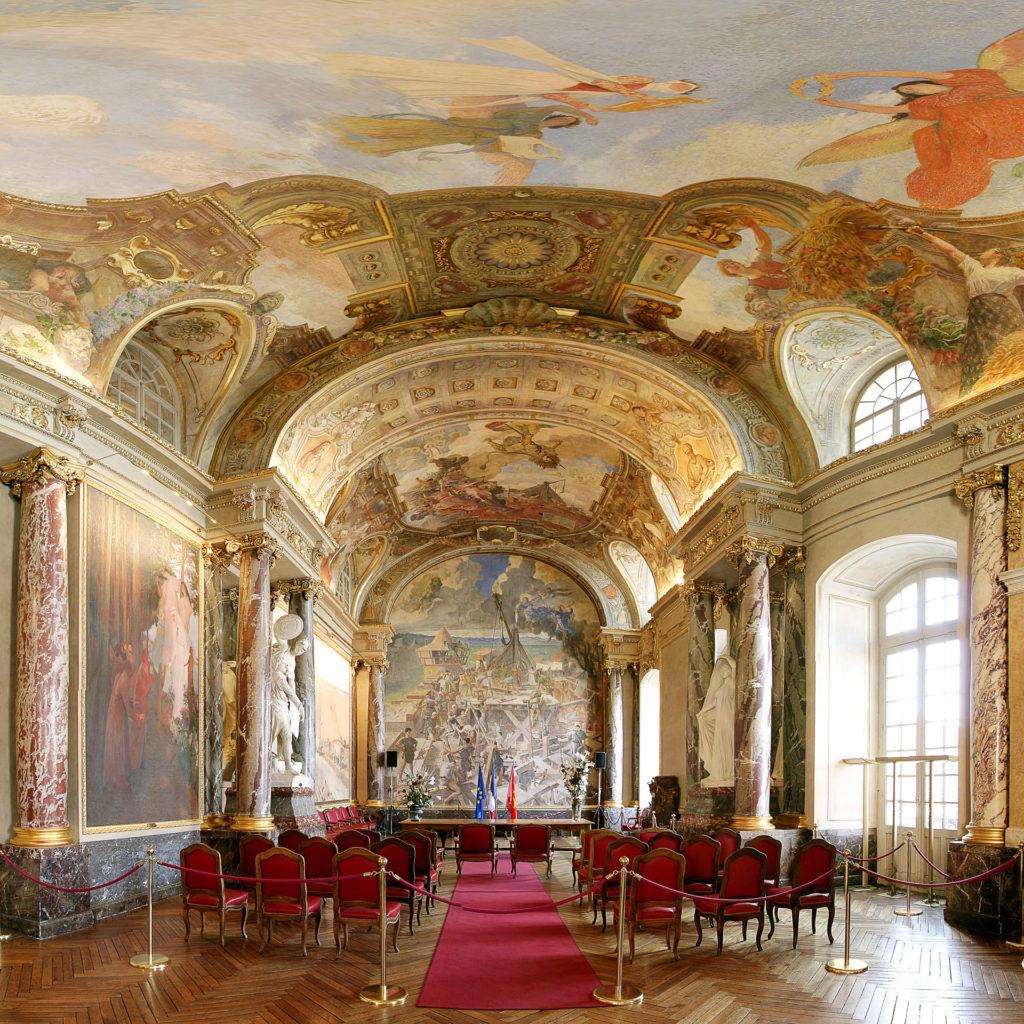 Salle des Illustre