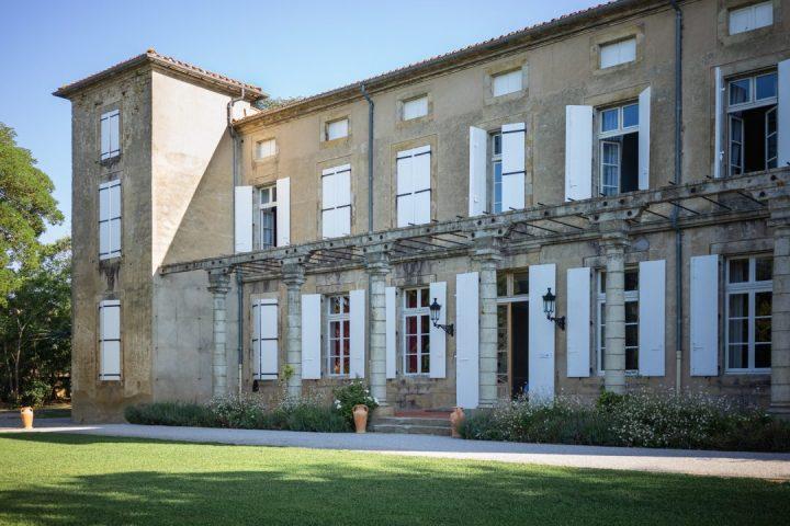 Chateau de l'Hers près de Toulouse