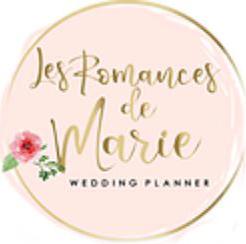 logo client romances marie wedding planner
